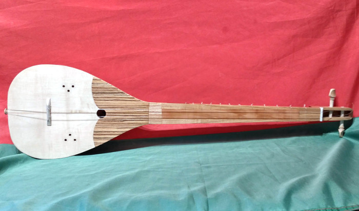 Dutar or Dotar - Instrument by Jo Dusepo