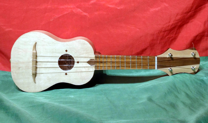 Ukulele or Cavaquinho - Instrument by Jo Dusepo
